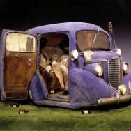 """""""BackSeat Dodge '38"""" Ed Kienholz"""