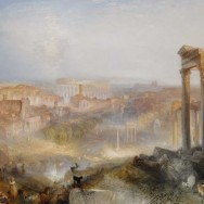 JMW TURNER - Modern Rome – Campo Vaccino