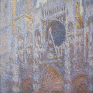 Claude Monet, Rouen Cathedral, West façade, 1894