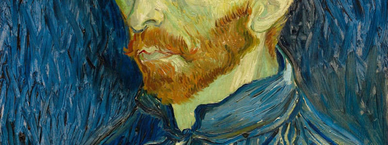 Vincent Van Gogh, Self-Portrait, August 1889